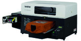 Brother GT361 direct to garment printer with white ink_