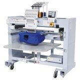 Barudan éénkopsborduurmachine op een chassis / 15 naalden _