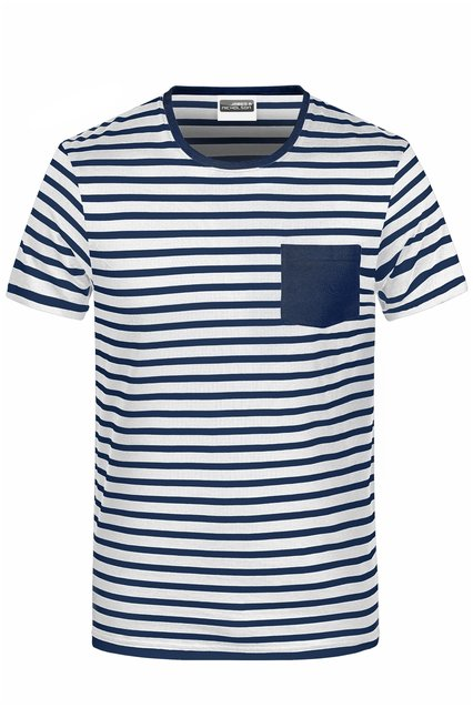 Men's T-Shirt Striped