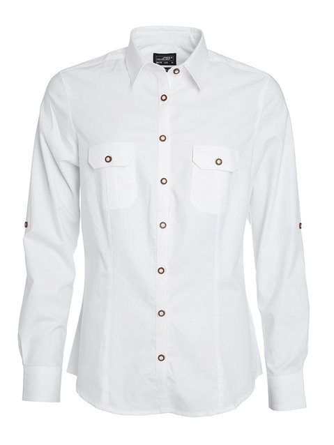 Ladies' Traditional Shirt Plain
