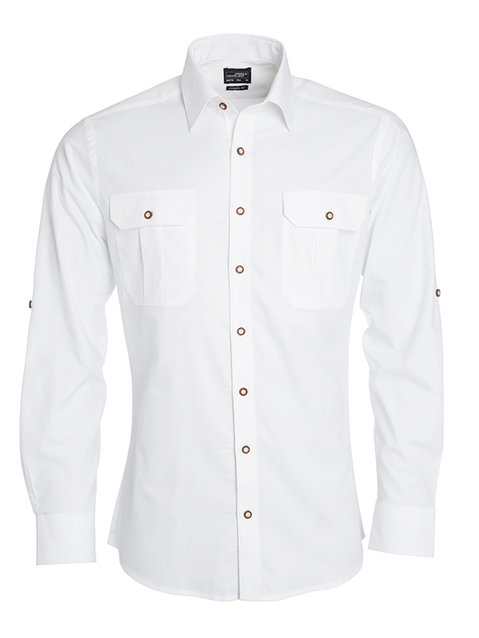 Men's Traditional Shirt Plain