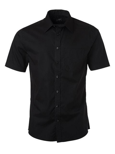 Men's Shirt Shortsleeve Micro-Twill