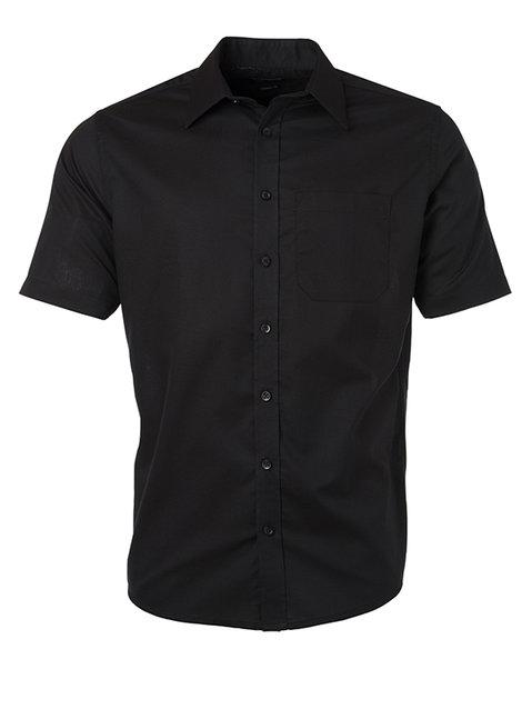Men's Shirt Shortsleeve Oxford