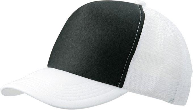 5 Panel Polyester Mesh Cap
