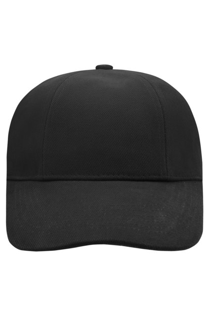 Turned 6 Panel Cap Laminated