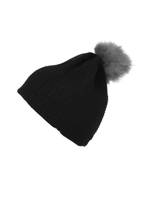 Bonnet crocheté