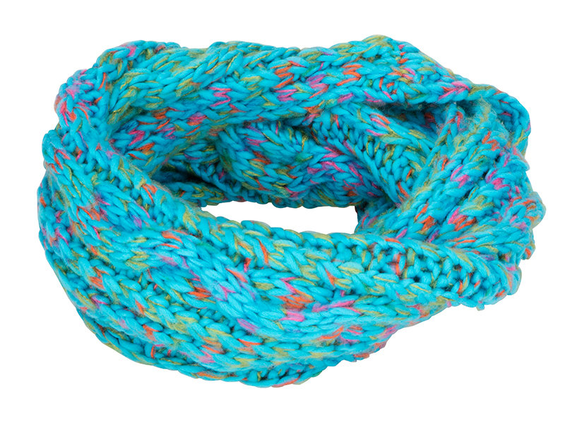 Fancy Yarn Scarf