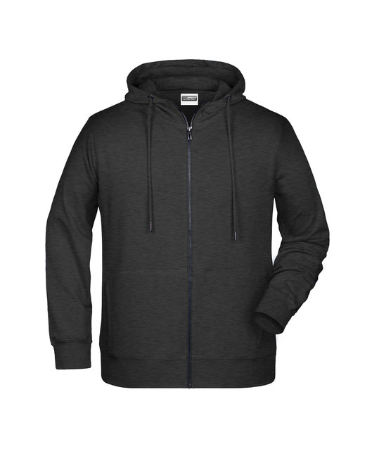 Men's Zip Hoody S-XL