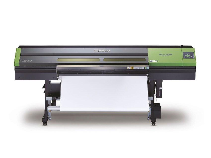 LEC-540 UV printer