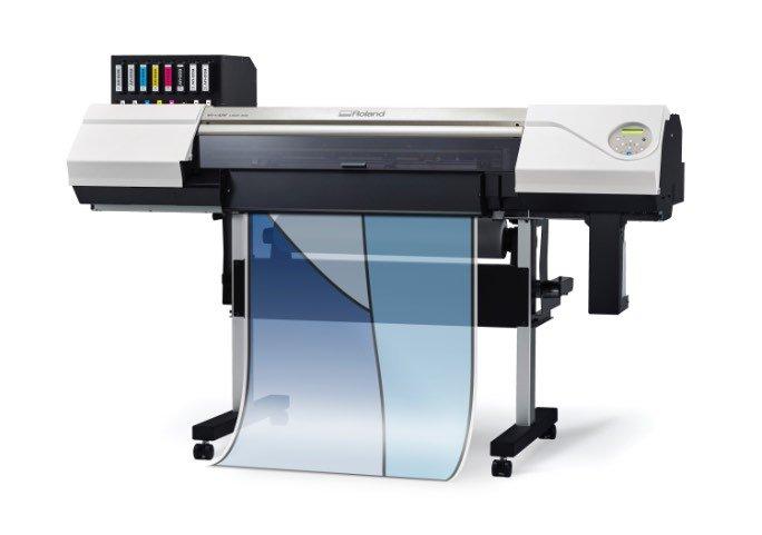 LEC2-300 UV printer