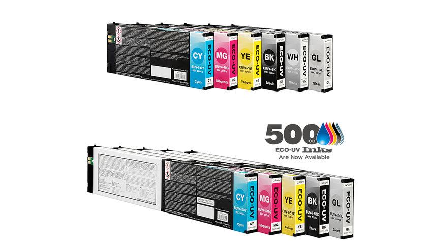 Roland UV ink cartridge voor LEC/LEF en LEF