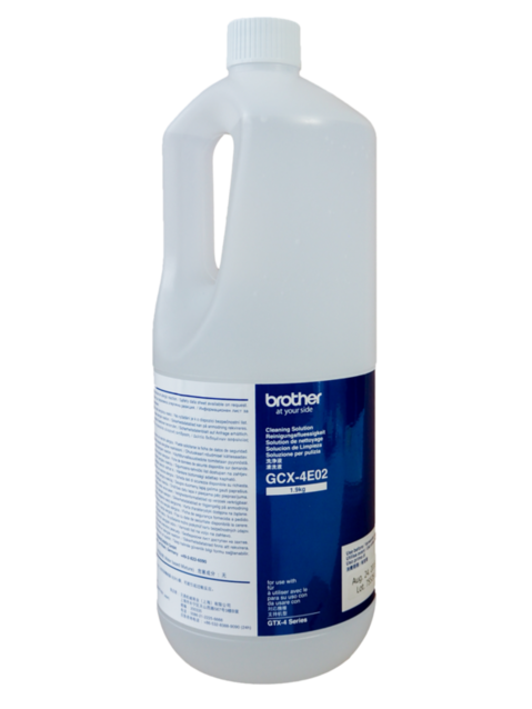 GCX-4E02 CLEANING SOLUTION 1.9 Liter