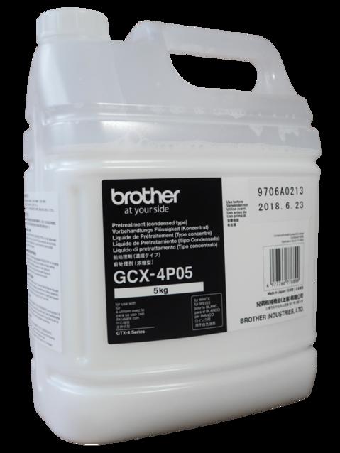 GCX-4P05 geconcentreerde voorbehandelingsvloeistof  5Kg - 4 Liter