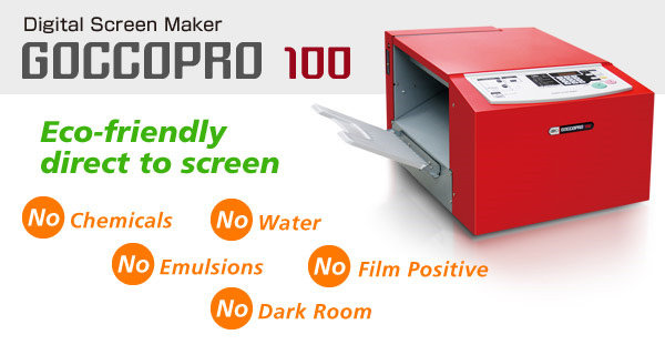 Digital Screen Maker Goccopro100