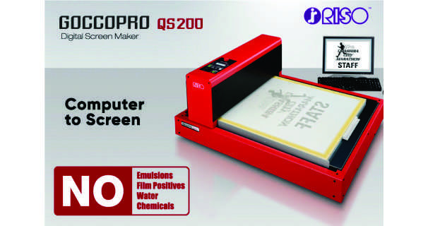 Digital Screen Maker Goccopro QS200