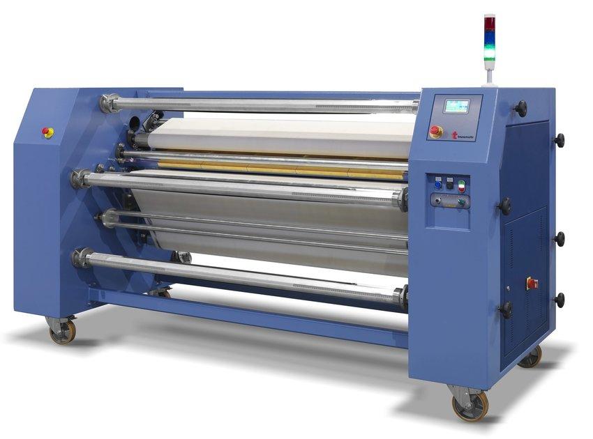 Kalander 7360 met tapijt van 170 cm