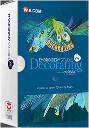 Wilcom Decorating, zet de stap naar professioneel digitaliseren