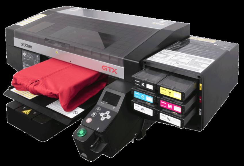 industriële DTG printer van okt 2017