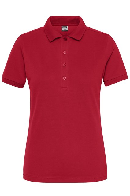 Ladies' BIO Stretch-Polo Work - SOLID -
