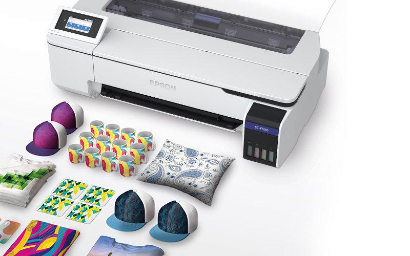 Epson SureColor SC-F500 sublimatieprinter