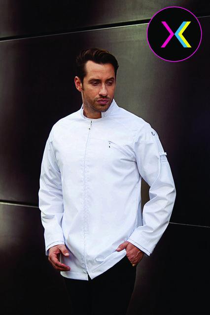 Chef Jacket DIAMOND CUT® Avantgarde