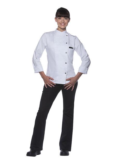 Ladies' Chef Jacket Larissa