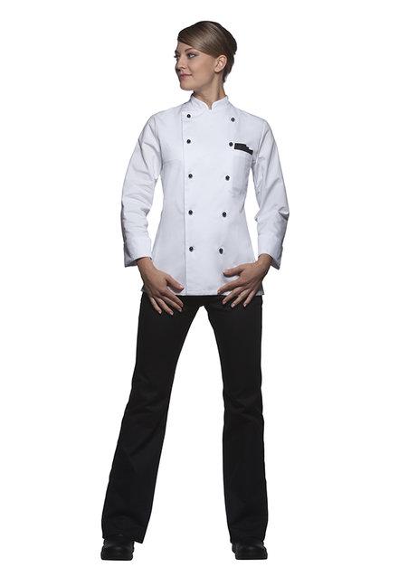 Ladies' Chef Jacket Agathe