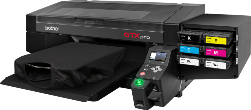 New : Brother GTXpro