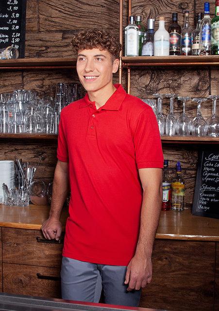 Men's Workwear Polo Shirt