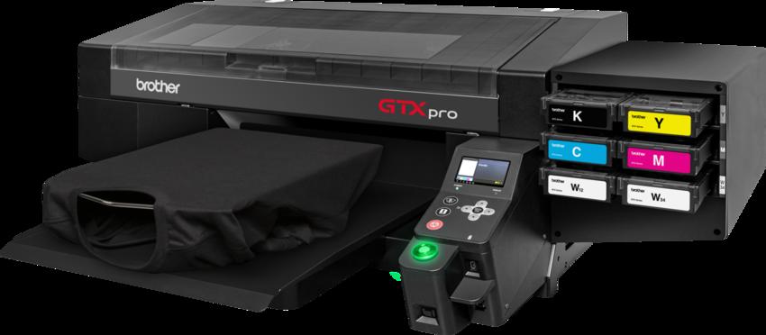 Brother GTXpro demotoestel
