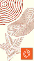 Wilcom - Spiral Fill - Spiraalvullingen