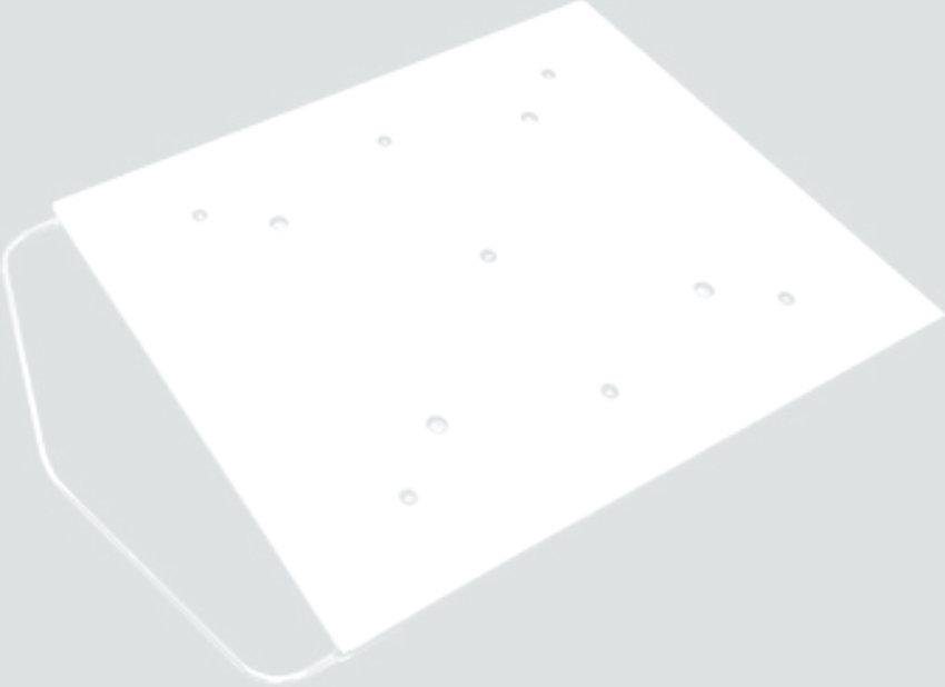 Extra-large platen voor Brother GTX (40,6*53,3 cm²)