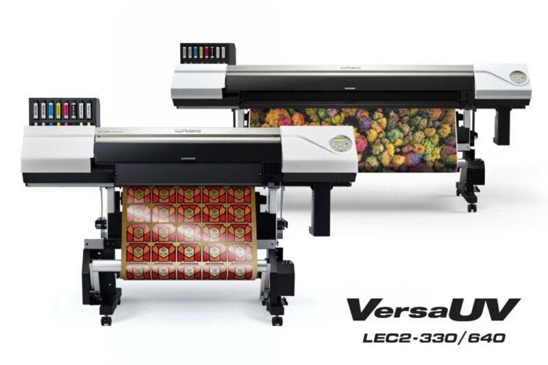 UV printer/plotter, print en snijdt tot een breedte van 1625mm