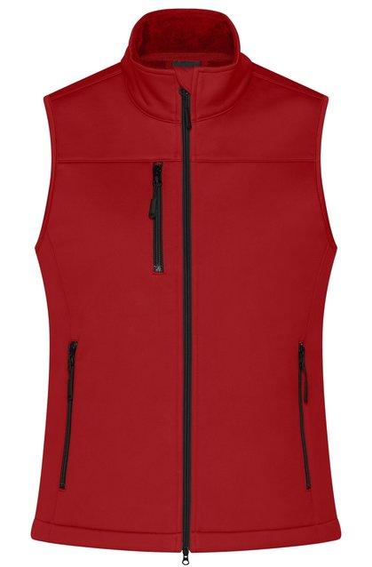 Ladies' Softshell Vest - Recycled