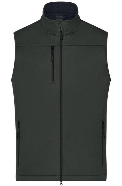 Men's Softshell Vest - Recycled