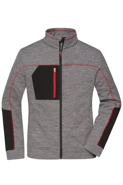 Ladies' Structure Fleece Jacket Recycled