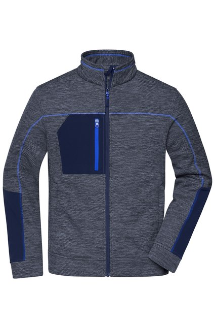 Men's Structure Fleece Jacket Recycled