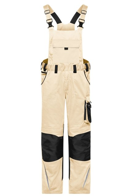 Workwear Pants recycled with Bib - STRONG - STD