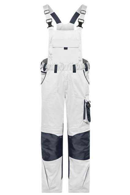 Workwear Pants recycled with Bib - STRONG - Short