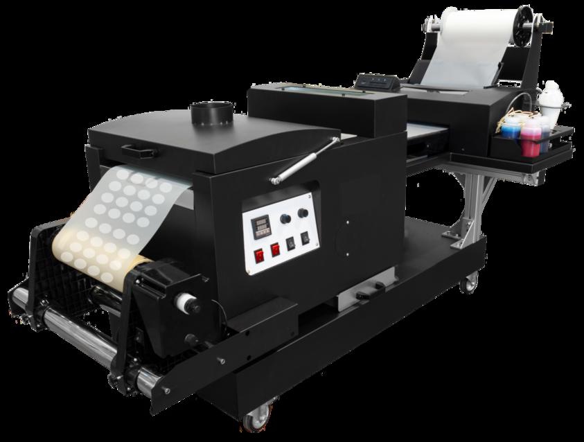 DTF Printer + Duster