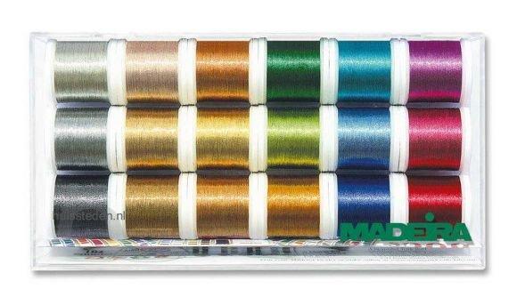 Metallic Borduurgaren col. 480-490