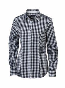 Ladies' Checked Blouse