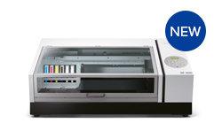 Roland SF-200 desktop vlakbedprinter