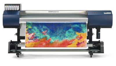 Roland EJ-640 Deco interieur en poster printer