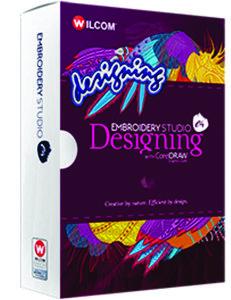 Dé professionele borduursoftware Wilcom Designing
